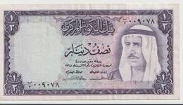 KUWAIT P.  7a 1/2 D 1968 VF - Kuwait