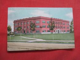 Niagara High School     Niagara Falls New York ---ref    3549 - NY - New York