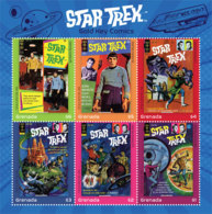 Grenada 2019  STAR TREK COMICS I201901 - Grenada (1974-...)