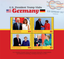 Grenada  Grenadines 2019U.S. PRESIDENT TRUMP VISITS GERMANY   G20 Summit  I201901 - Grenada (1974-...)