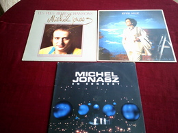 MICHEL  JONASZ   °  COLLECTION DE 11  VINYLES  DIFFERENTS - Colecciones Completas