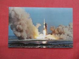Apollo  15 Liftoff      July 26 1971  ----- -ref    3550 - Space