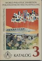 Stockholmia 86 World Philatelic Exhibition Katalog 3 - Literatuur