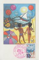 Carte Maximum  1er  Jour   FRANCE    CROIX  ROUGE    MULHOUSE   1974 - 1970-79