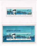 AUSTRALIAN ANTARCTIC TERRITORY (AAT) • 2011 • Centenary Australian Antarctic Expedition  •  Presentation Pack - Unused Stamps