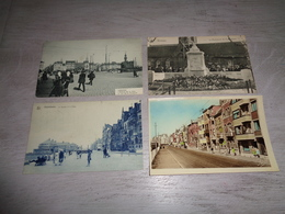 Beau Lot De 20 Cartes Postales De Belgique  La Côte     Mooi Lot Van 20 Postkaarten Van België   Kust  - 20 Scans - 5 - 99 Cartes