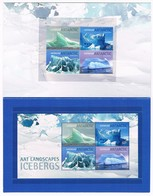 AUSTRALIAN ANTARCTIC TERRITORY (AAT) • 2011 • Icebergs  •  Presentation Pack - Unused Stamps