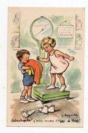Lagarde.  Catastrophe! J'pese Encore 50 Grs De Trop! - Other Illustrators