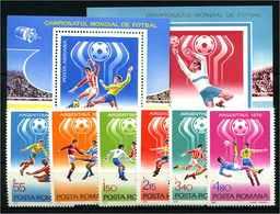 RUMAENIEN 1978 Lot Postfrisch (112646) - Briefmarken