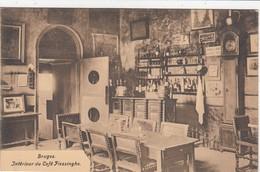 BRUGGE  / CAFE VLISSINGE  / BINNENZICHT - Brugge
