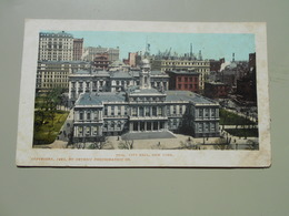ETATS UNIS NY NEW YORK CITY CITY HALL - Manhattan