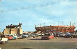 72093623 Ciudad Juarez Monumenti El Encierro Y Plaza De Toros Monumental  Ciudad - Mexique