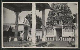 AK Villivakkam, Vishnu Temple - Indien