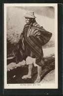 AK Bolivianischer Indianer In Tracht - Bolivien