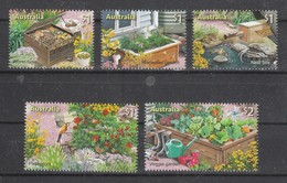 Australien 2019**, Im Garten, Diverse Sukkulenten / Australia 2019, MNH, In The Garden: Several Succulents - Sukkulenten