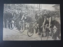 Berlin Steglitz Mai 1906 Robl Butler Dickentman Guignard   Cyclisme Radrennen Radsport  Cycling Velo Wielrennen - Cyclisme