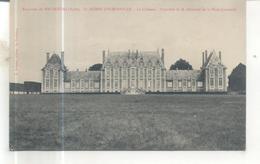 Saint Julien D'Escroville, Le Chateau - Saint-Aubin-d'Ecrosville