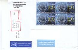 1 Brief Aus Kroatien / 1 Letter From Croatia - Kroatien