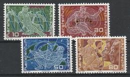 LIECHTENSTEIN  Xx  1969    MI 508-11  Postfrisch  -    Vedi  Foto ! - Liechtenstein