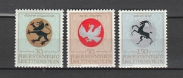 LIECHTENSTEIN  Xx  1969    MI 514-16  -  Postfrisch  -    Vedi  Foto ! - Liechtenstein
