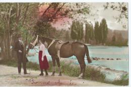 Cheval - Paard - Horse - Pfeerd - Dix Paris 1754 - Chevaux