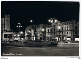 MONTEBELLUNA:  DI  NOTTE  -  FOTO  -  PER  IL  BELGIO  -  FG - Treviso