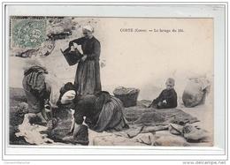 CORTE : Le Lavage Du Blé (Moretti N° 128) - Très Bon état - Corte
