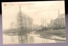Cpa Lokeren 1914  Feldostation - Lokeren
