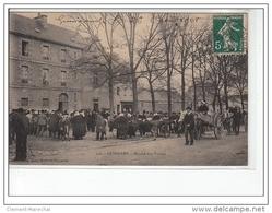 GUINGAMP - Marché Aux Vaches  - Très Bon état - Guingamp