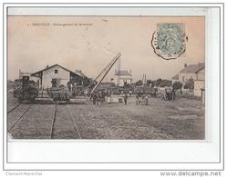 SAINVILLE - Déchargement De Betteraves - Très Bon état - France