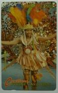CAYMAN ISLANDS - GPT - CAY-8A - Carnival Costume - 8CCIA - $10 - White Strip - Mint - Kaaimaneilanden