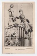 - CPA BRUXELLES (Belgique) - MANNEKEN-PIS - L'AMI DES LAITIÈRES - Edition E. G. Série 2 N° 6 - - Berühmte Personen