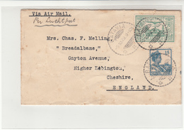 Netherlands East Indies / Airmail / G.B. / Early Flights - Ohne Zuordnung