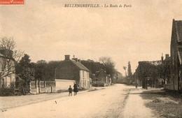 BELLENGREVILLE ( 14 ) - La Route De Paris - France