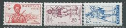 MAURITANIE N° 116/18 ** TB  2 - Mauritanië (1906-1944)