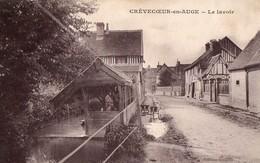 CREVECOEUR ( 14 ) - Le Lavoir - Frankrijk