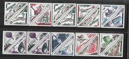 M 59  Monaco Série N°453 à 472 N+ - Monaco