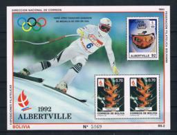 Bolivien 1992 Olympia Block 200 ** - Bolivien
