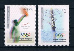 Argentinien 1996 Olympia Mi.Nr. 2305/06 Kpl. Satz ** - Argentinien
