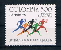 Kolumbien 1996 Olympia Mi.Nr. 2015 ** - Kolumbien