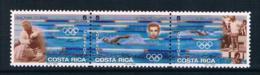 Costa Rica 1996 Olympia Mi.Nr. 1471/73 Kpl. Satz ** - Costa Rica