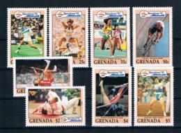Grenada 1992 Olympia Mi.Nr. 2440/47 Kpl. Satz ** - Grenada (1974-...)
