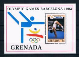 Grenada 1992 Olympia Block 309 ** - Grenada (1974-...)