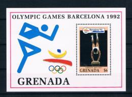 Grenada 1992 Olympia Block 310 ** - Grenada (1974-...)