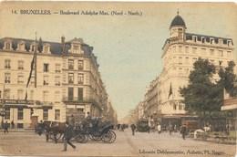 Bruxelles NA205: Boulevard Adolphe Max, Nord 1919 - Bruxelles-ville
