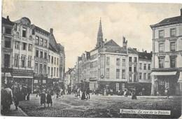 Bruxelles NA210: La Rue De La Violette 1909 - Bruxelles-ville