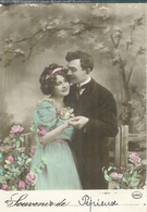 Cpa 11 Pepieux, Ww1 , Carte Souvenir Voyagée 1915 * Louis Est En Champagne ... - Francia