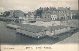 BELGIQUE NAMUR JAMBE ECOLE DE NATATION - Namur