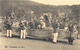Rivière NA3: Fête Du Centenaire. L'Attaque Du Parc 1930 - Profondeville