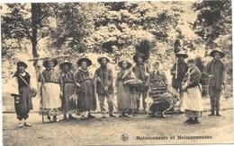Rivière NA4: Fête Du Centenaire. Moissonneurs Et Moissonneuses 1930 - Profondeville